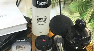 Make Up Setting Spray Klasme: Pra Fixar a Maquiagem!