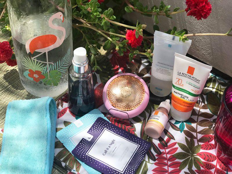 Pele Hidratada e Saudável no Verão