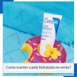 Pele Hidratada No Verão: Dicas Certeiras!