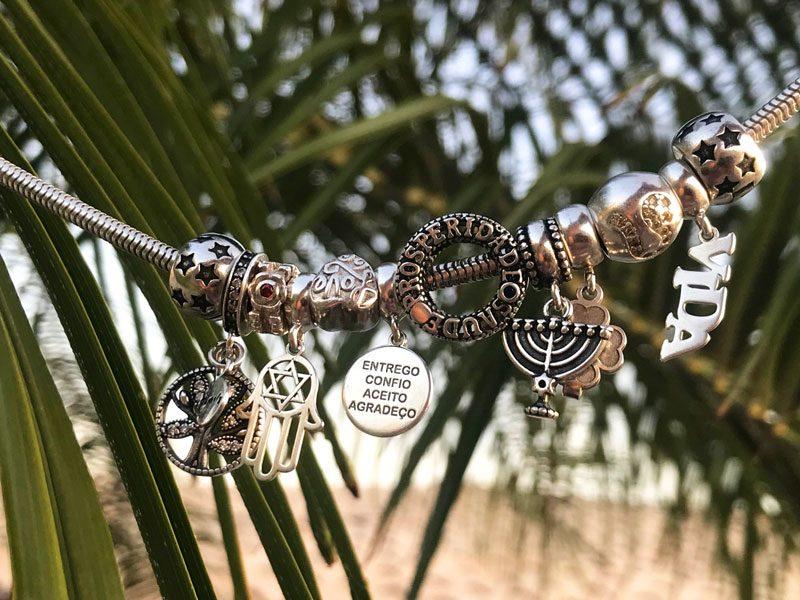 pulseira de proteção e sorte