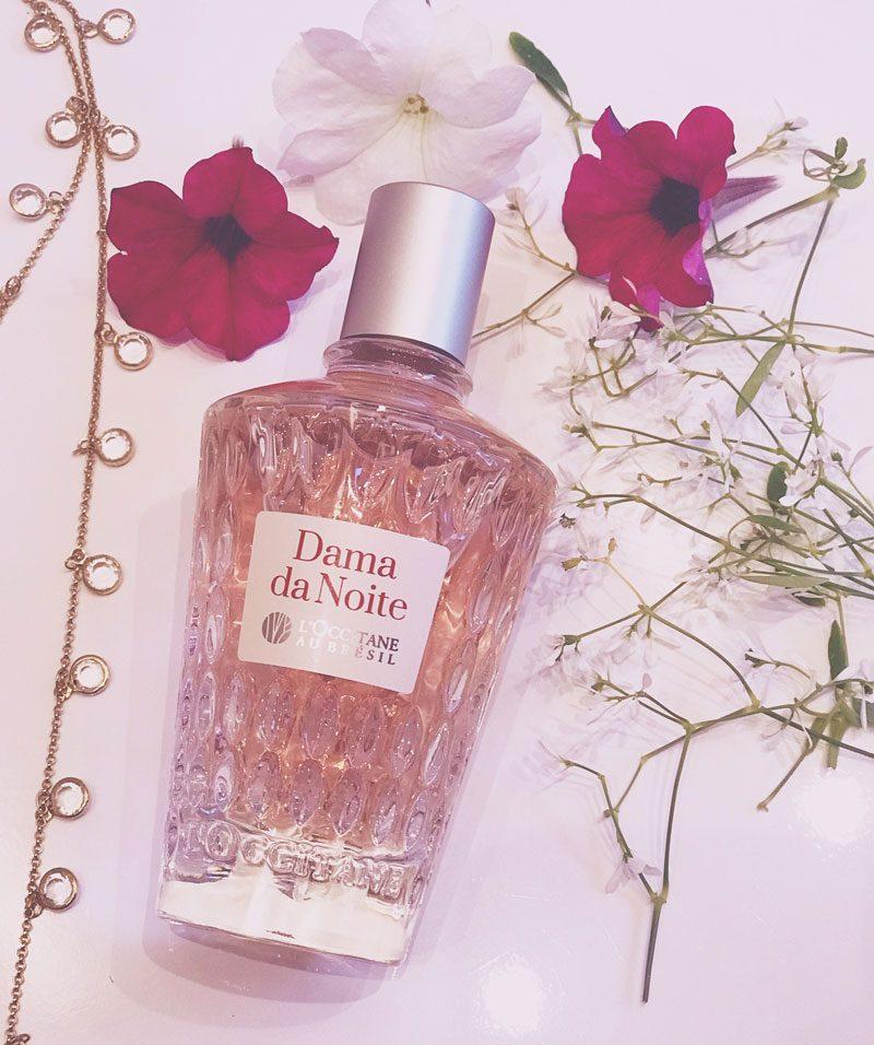 Perfume Dama da Noite L´Occitane Au Brésil
