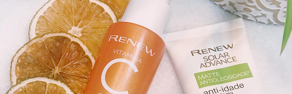 Renew Vitamina C Avon é Boa?