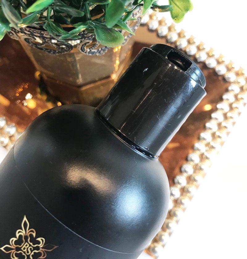 Pré Shampoo Peeling  embalagem