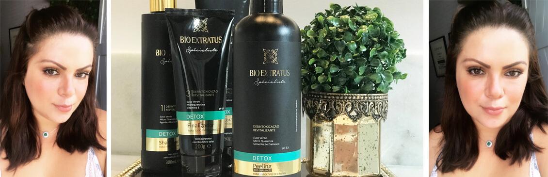 Pré Shampoo Peeling Bio Extratus: Detox Revitalizante!
