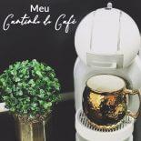 Cantinho do Café: Como Montei o Meu