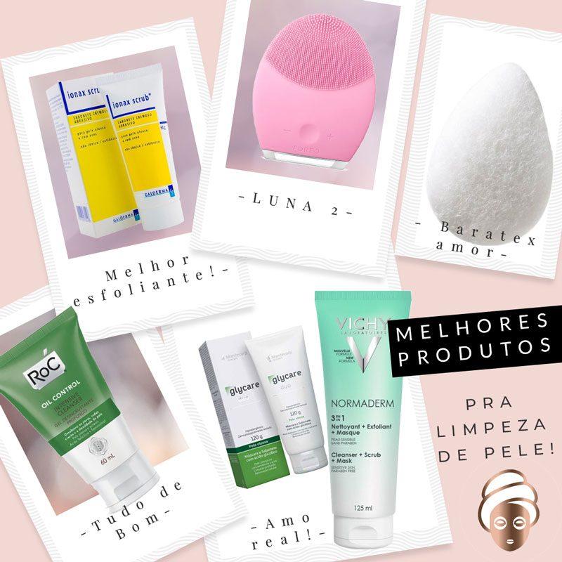 melhores produtos para limpeza de pele luna 2 foreo