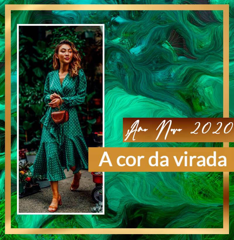 cores para o ano novo 2020