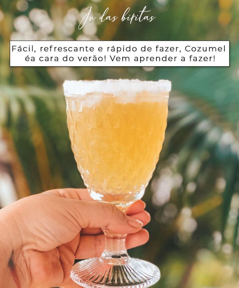 receita drink