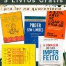 5 Livros Grátis Pra Ler na Quarentena