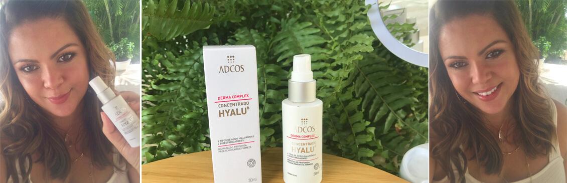 Melhor Creme Com Ácido Hialurônico: Hyalu 6 Adcos