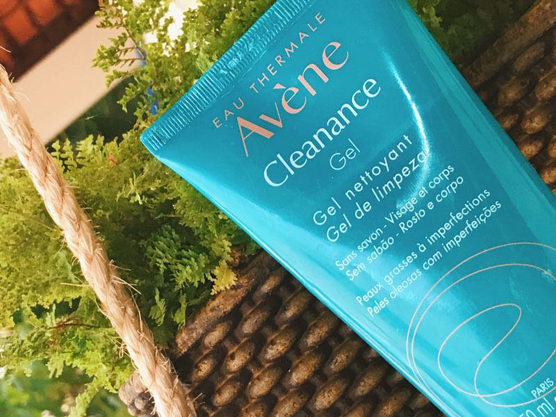 cleanance gel de limpeza avéne pele oleosa