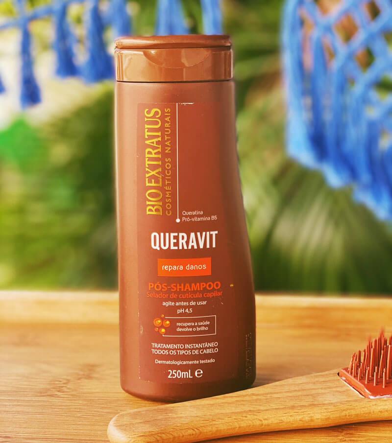 pós-shampoo queravit