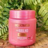 Máscara + Brilho Bio Extratus: É o Poder!