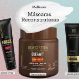 Máscara Reconstrutora Bio Extratus: Meu Top 3