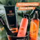 Reconstrução Capilar Caseira Pra Salvar o Cabelo!
