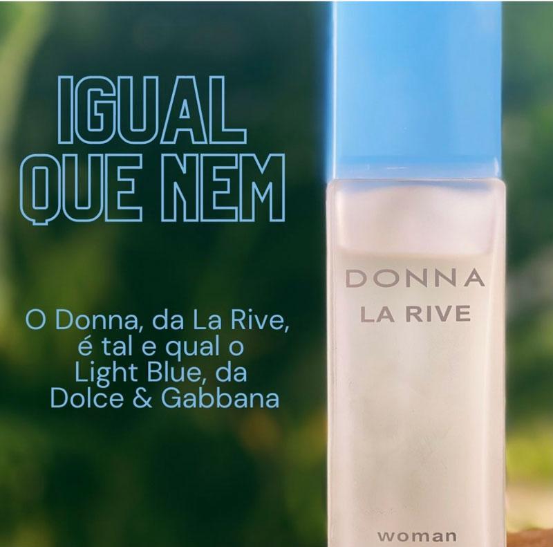 perfume donna la rive